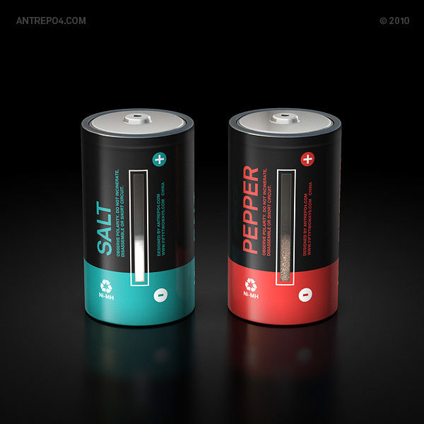 im not a battery 36 Clever (and Quirky) Packaging Designs