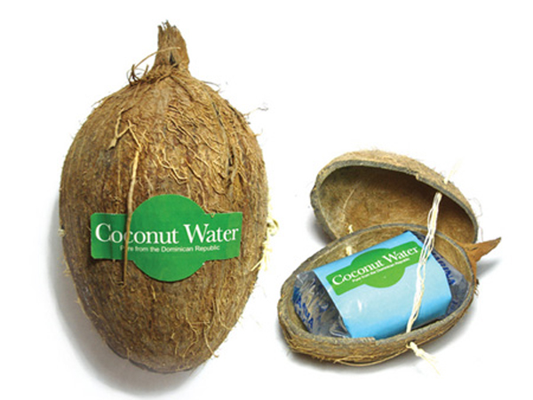 Coconut Water Packaging