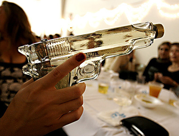 Tequila Gun Packaging